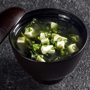 BOILED STEAMED SOUP